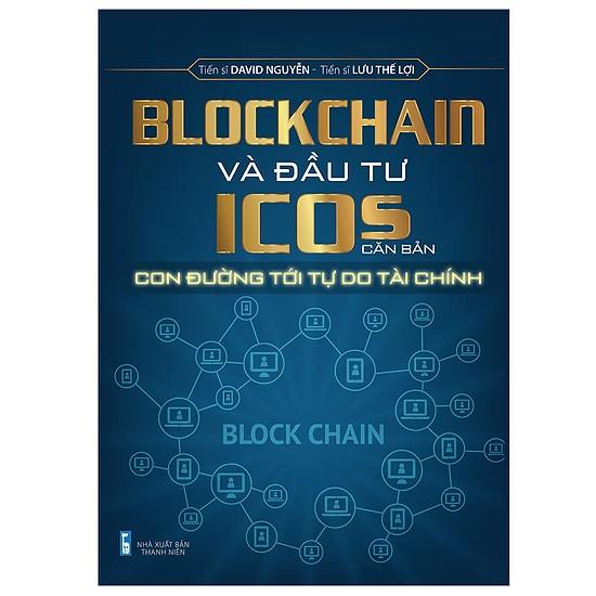 Blockchain và đầu tư iCOs căn bản
