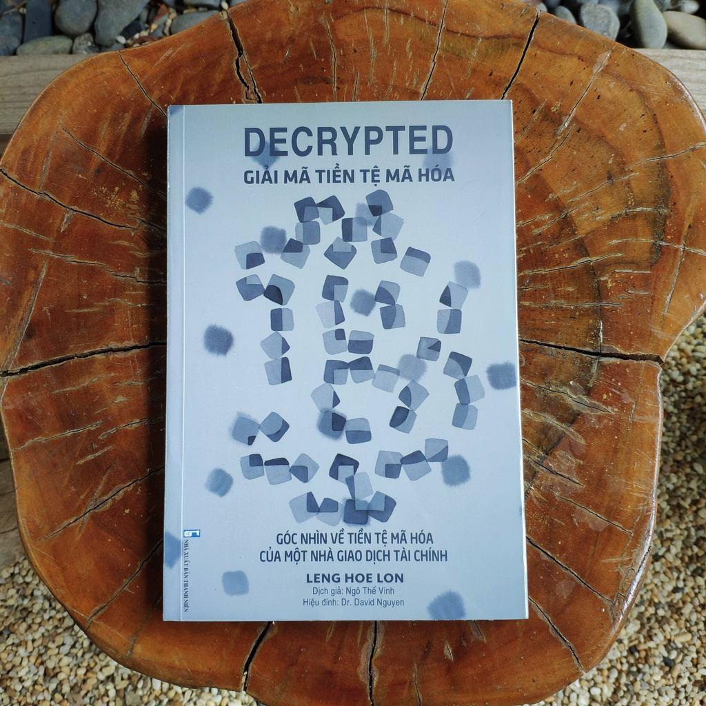 Decrypted giải mã tiền tệ mã hoá