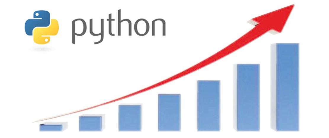 Số lượng lập trình viên học ngôn ngữ lập trình Python ngày càng tăng