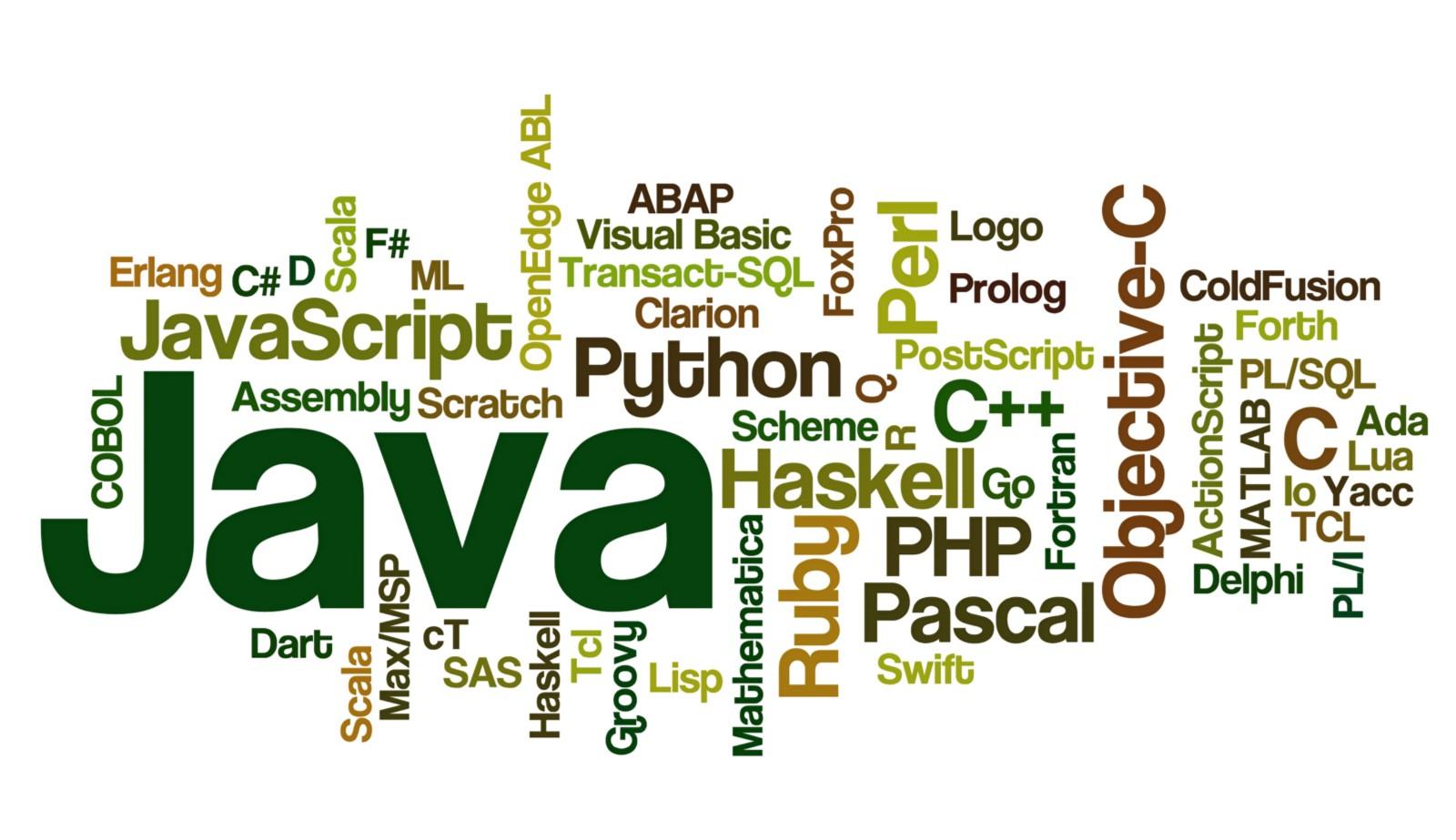 ngôn ngữ lập trình
